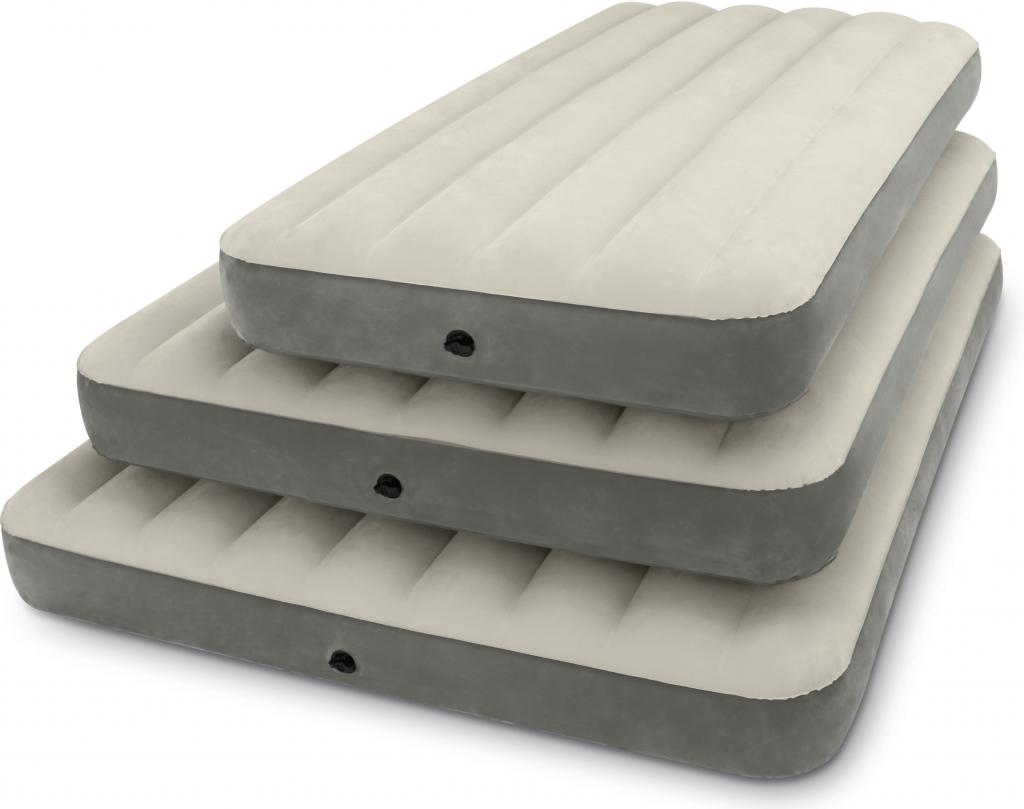 b300f47b1813 nafukovacia posteľ INTEX DELUXE SINGLE-HIGH Twin 64707 od 15