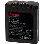 Hama Panasonic CGR-S006E batéria - neoriginálne