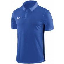 6bec165b8 Dětské polo tričko Nike Academy Modrá