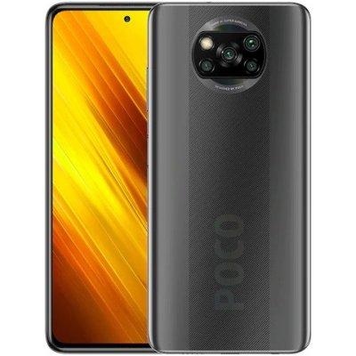 Xiaomi POCO X3, 6GB/128GB, Grey + DÁREK (Xiaomi POCO X3 NFC, 6GB/128GB, Grey)