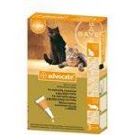 Advocate spot-on roztok - mačky malé 3 x 0,4 ml