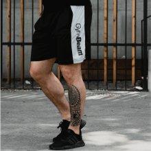 GymBeam Šortky Vertical black black