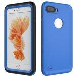 Púzdro 3M vodotesné na potápanie do hĺbky 3 m iPhone 8 Plus/7 Plus modré