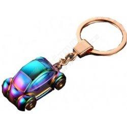 Prívesok na kľúče Kovová auta 5 barev alternatívy - Heureka.sk 32a7e89a463
