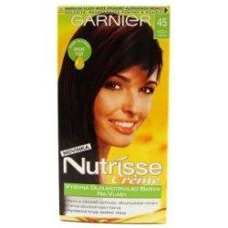 Garnier Nutrisse Creme Vyzivna Dlhotrvajuca Farba Na Vlasy Gastan 45