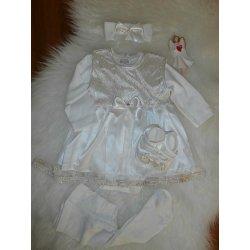 dievčenské šaty na krst s body smotanová 8 alternatívy - Heureka.sk 384da6b4494