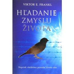 kniha Hľadanie zmyslu života - Viktor E. Frankl