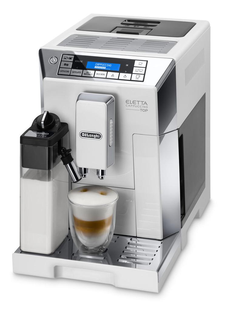 DeLonghi ECAM 45.760 W - 2