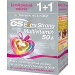 GS Extra Strong Multivitamin 50+ 120 tabliet