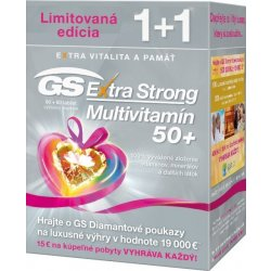 GS Extra Strong Multivitamin 50+ 120 tabliet