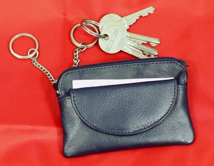 Kľúčenka Kľúčenka Kožená modrá - Zoznamtovaru.sk 631a79a46cf