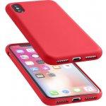 Púzdro CellularLine SENSATION Apple iPhone X/XS červené