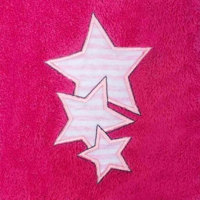 2dfe33879c04 New Baby Zimná detská mikina Ušiačik tmavo ružová od 7