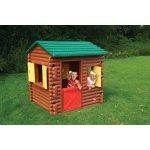 Little Tikes zrubový dom