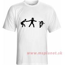 Tričko s moto motívom 15
