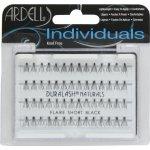 Ardell Duralash Naturals Flare Short Black umelé nalepovacie trsy čierne 56  kusov 43f51016e95