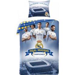 9d53c0787e521 Halantex Obliečky Real Madrid stadion Bavlna 140x200 70x90 ...