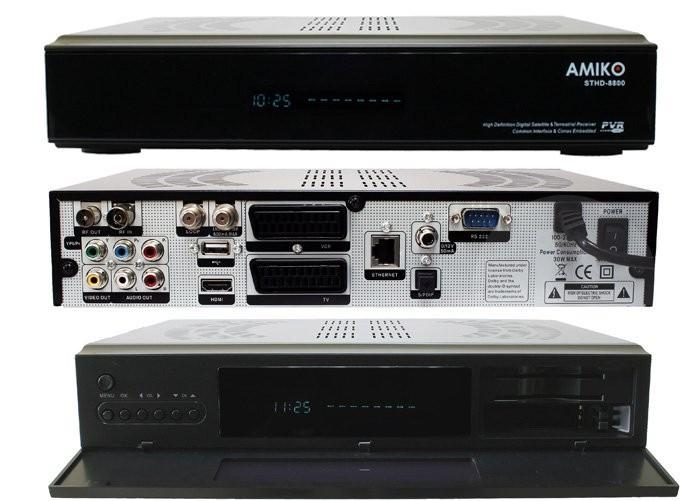 Amiko Sthd 8800