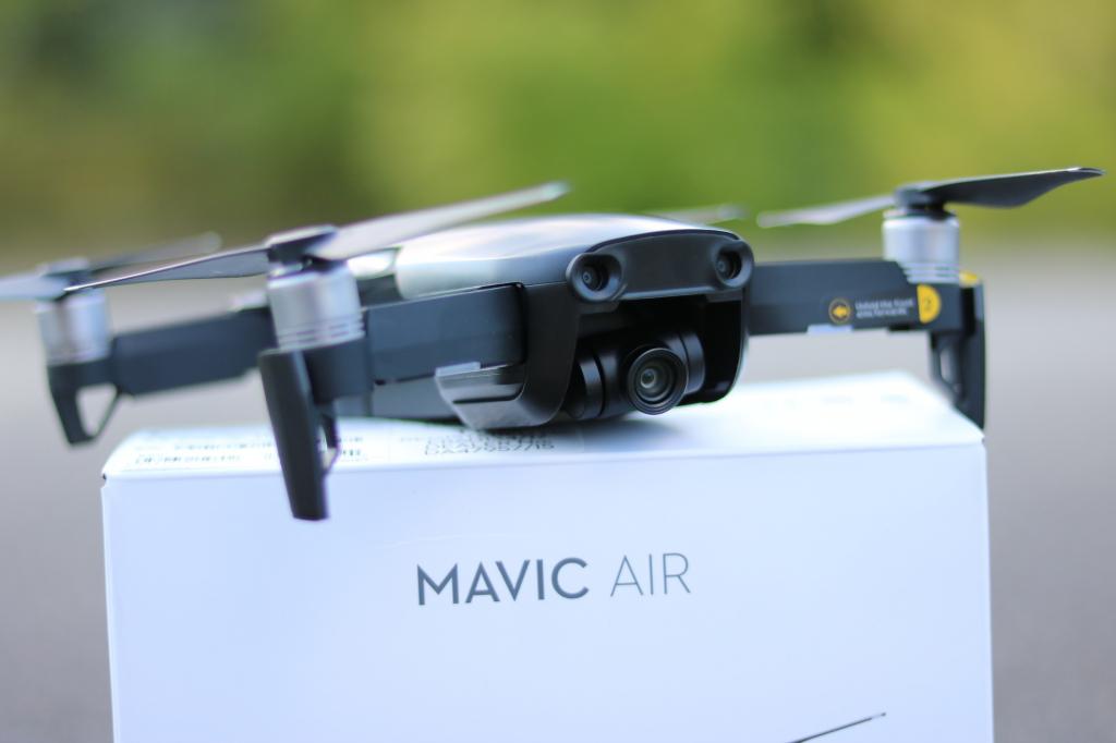 DJI Mavic Air - Onyx Black - DJIM0254B