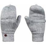 Roxy Frozen Jaya mittens warm heather grey 18 19 59ebd64405b