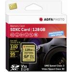 Agfaphoto SDXC 128GB UHS I 10607