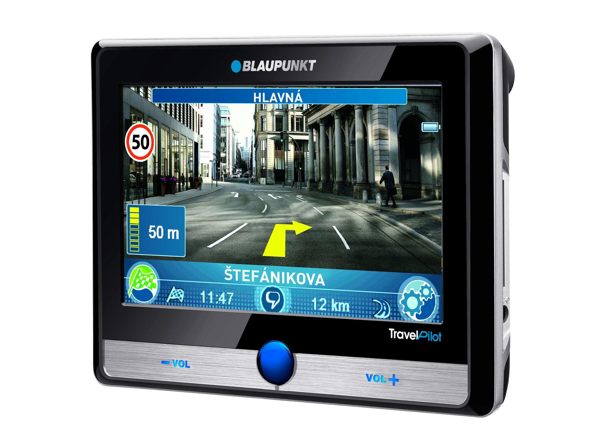dc36a173d7 Pridať odbornú recenziu Blaupunkt TravelPilot 500 - Heureka.sk