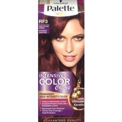 Schwarzkopf Palette Intensive Color Creme farba na vlasy Int.tmavo červená  RF3 a6d016785f2