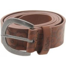 Lee Cooper - Floral Belt Ladies – Tan
