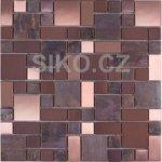 Premium Mosaic Stone Medená mozaika 4,8x2,3 cm - MOS4823CO