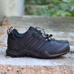 Adidas Pánske outdoorové topánky Performance TERREX SWIFT R2 GTX Čierna c16034ead9b