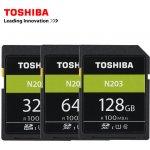 Toshiba SDXC UHS-I 64 GB THN-N203N0640E4