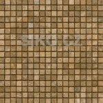 Premium Mosaic Stone Mozaika béžová 1,5x1,5 cm - STMOS15BEW