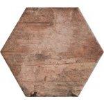 Fineza Dlažba Brick America old hexagon 24x27,7 cm, mat BRICKAMHEXOL