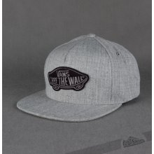 Vans Classic Patch Snapback heather grey 14