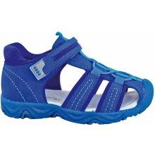 Protetika Chlapčenské sandále Art modré 6814ec7673