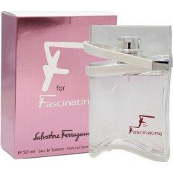 6f42a8ba4 Salvatore Ferragamo F for Fascinating toaletná voda dámska 30 ml od ...
