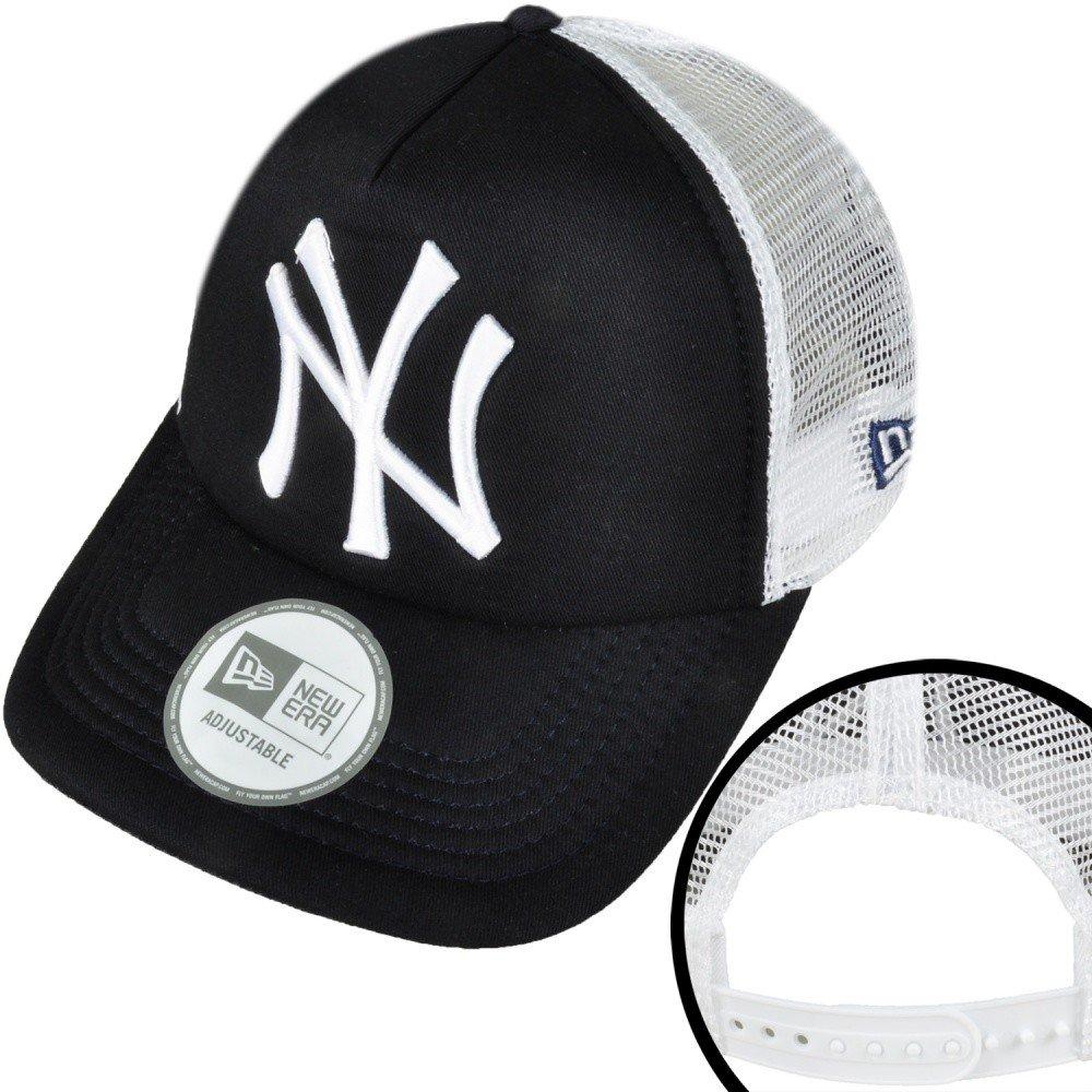 513466aeb New Era Clean Trucker šiltovka MLB New York Yankees Navy/White ...