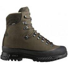 9886a3d2ba71 Hanwag Alaska GTX erde brown Hnědá turistická obuv
