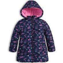 Losan dievčenská zimná bunda Little Space modrá b791a4e3bfd
