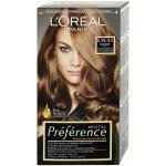 L'Oréal Recital Preference vysoko odolná farba na vlasy intenzívny lesk svetlý gaštan P 635 A3