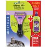 FURminator hrablo Small Short Hair pre mačky