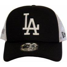 3290ccc0a New Era 9FO Clean Trucker MLB Los Angeles Dodgers black/White