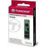 Transcend MTS820 240GB, SSD, SATAIII, TS240GMTS820