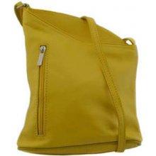 Kabelky Žltá kožená kabelka Žltá kožená kabelka - Heureka.sk 2fb4a36b1c6