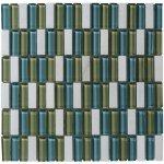 CORNY MOSAIC ZYXT011 plato 30x30, 1,5x4,8 cm CMB011