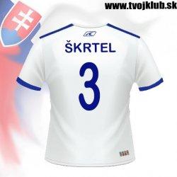 5ba672780ffb3 Atak Futbalový dres Slovensko Martin Škrtel alternatívy - Heureka.sk