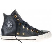 Converse Kožené Chuck Taylor All Star Leather čierna