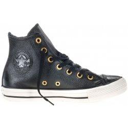Converse Kožené Chuck Taylor All Star Leather čierna od 48 3a678d40beb
