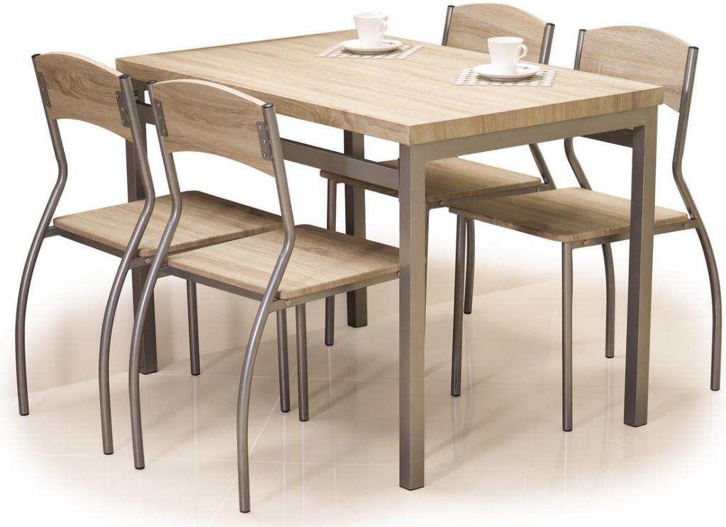 9c7259bd95bb2 Orfa Jedálenský set ASTRO stôl + 4 stoličky od 132,00 € - Heureka.sk