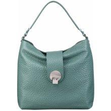 Wojewodzic kožené kabelky dámske 31768 zelené 42bad84a3a1